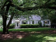 3147 Leeland Road, Decatur GA - charming mid-century house in good condition but needs some updating. beautiful yard.