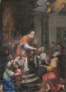 Giulio Carpioni Liriope Bringing Narcissus before Tiresias - The Largest Art reproductions Center In Our website. Peter Paul Rubens, Canvas Art Prints, Oil On Canvas, Peace Painting, Jesus Christus, Life Of Christ, Child Day, Illusion, Christian Art