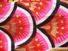 この技を見よ!加須手描き鯉のぼり  2007/4/19の画像:ミューおばさんの団塊世代ど真ん中