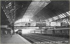 1950 Sã Paulo Estação da Luz