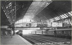 Estação da Luz 1950