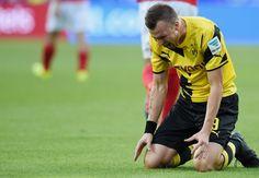 Dortmund slump down to injuries, says Grosskreutz