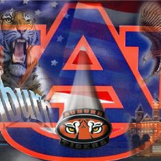 Auburn football war eagle