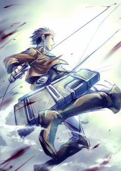 Shingeki no Kyojin/Attack on Titan - Jean Kirschtein