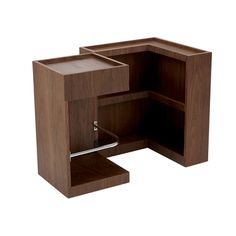 163 249 For Minibar In Walnut Sneaky Side Table Bars For
