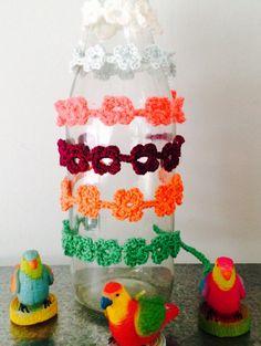 Een persoonlijke favoriet uit mijn Etsy shop https://www.etsy.com/nl/listing/228373209/patternpatroon-flower-bracelet-crochet