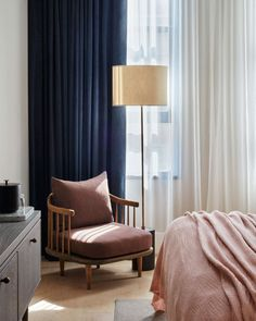 11 Howard boutique hotel in New York City's fashionable SoHo district, combines cutting-edge Scandinavian design with socially conscious hyperlocalism.