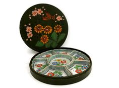 Japanese Porcelain Serving Set in Hand Painted by bigbangzero