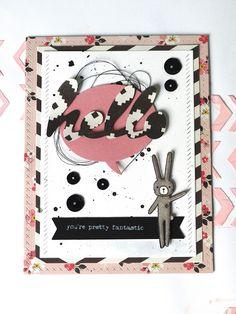 Scrappy Corner: Card Kit SSS - Octubre #44 y #45