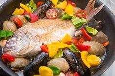 魚を丸ごと調理するアクアパッツァ。手料理を振る舞う機会が増える季節に、最適な見栄えのよさです。 下処理があった […]