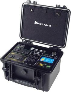Midland PPG100 Portable Power Generator