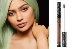 Kat Von D Everlasting Liquid in Bow N Arrow | Dupe for Kylie's Dolce K