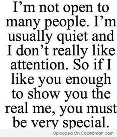Shyness Quotes, Sayings about being shy (26 quotes) - CoolNSmart.. <3