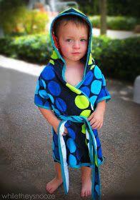 Summer Beach Robes