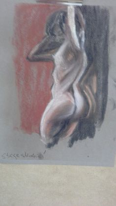 Nude in Pastels