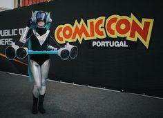 Comic Con 2017 Portugal is the biggest Pop Culture festival held in our country this year. The convention will have representatives from various media industries includingFilm, TV, Video Games, Comics, Cosplay, Anime, Manga and Music.  This year's edition will take place on the 14th, 15th, 16th and 17th December, at Exponor.