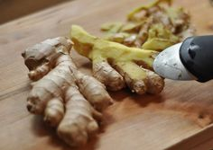 Fresh ginger! It's one of our very favorite things. Here are five ways we eat a lot of ginger. What about you — how do you like to eat ginger?