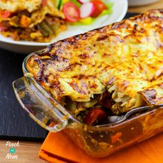 Syn Free Lasagne | Slimming World - Pinch Of Nom