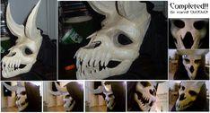 Undead Demon Costume - DONE by ~Lizard-of-Odd on deviantART