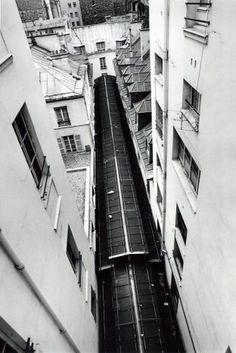 Robert Doisneau - Paris Passage du Prado 1981