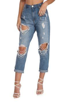 b1be0616072 Embellish Your Denim Rips // DIY Ripped Pearl Jeans (...love Maegan ...