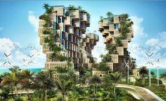 Coral Reef | Vincent Callebaut Architecture - Arch2O.com