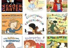 Books About Kindergarten and lots of other book lists