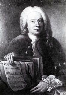 Johann Christoph Bach (the Great) (December 8, 1642 - March 31, 1703) German composer (son of Heinrich Bach).