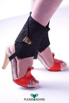Украшаем обувь / Обувь /