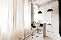 50 rideaux de cuisine et stores pour « habiller » les fenêtres de façon classique et moderne
