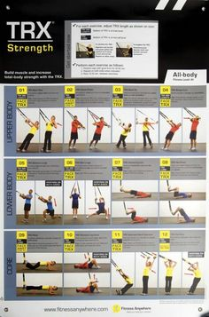 TRX: Anytime Fitness Folks in Frederick talk to Steven Weiss about TRX training.