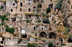 Город-призрак Крако, Италия - Путешествуем вместе