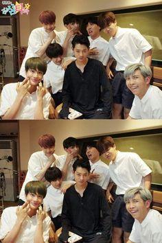 Bangtan Boys # 150521 :: With Jung Joonyoung @ Shimsimtapa Radio