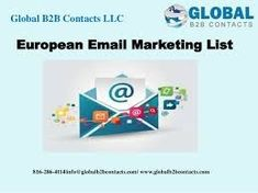 180 Best business mailing list images in 2019 | Email list
