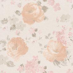 Klassiska engelska rosor från kollektionen Havanna 448870. Klicka för att se fler inspirerande tapeter för ditt hem!
