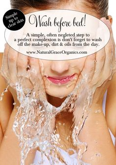 Simple home skin care tips #beauty