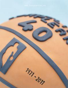 Jordan Basket Ball Cake