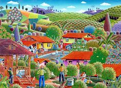 Honduras ~ Rigoberto Melendez ~ Coffee Village