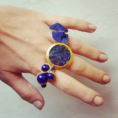 By Gill Wing Jewellery.