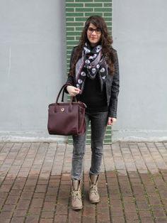 ccpetiterobenoire Outfit   Invierno 2012. Combinar Joyas-Bisutería Dorada Oasap (http://www.oasap.com), Cómo vestirse y combinar según ccpetiterobenoire el 25-2-2013