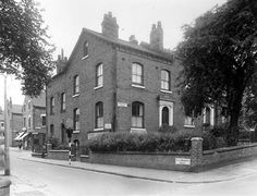 Little Woodhouse Street Leeds City, Industrial Architecture, Hyde Park, Old Pictures, Yorkshire, Past, Childhood, Shops, Street View