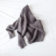 desiresbyme: Gotta admit i've missed the big sweaters!... (via Bloglovin.com )
