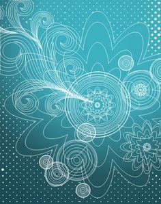 Blue Wallpaper, Dryicons.com