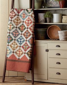 Hill Country Baskets quilt