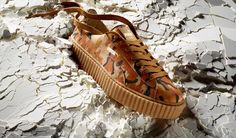 Puma apresenta Fenty Puma By RIHANNA – The Creeper Camo