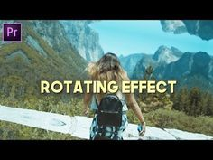Rotating Distortion Video Effect (Premiere Pro CC