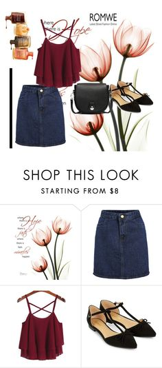 """""""Romwe (3) 9"""" by aida-1999 ❤ liked on Polyvore featuring Avon, Accessorize and rag & bone"""