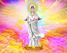 Kwan Yin, diosa del amor, la misericordia y la compasión. Metafísica Miami @Metafisica Miami www.metafisicamiami.com