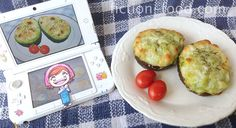 "Fiction-Food Café: Avocado Gratin from ""Cooking Mama 4: Kitchen Magic"""