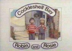 Cockleshell Bay. This kind of melancholy kids show doesn't exist anymore.